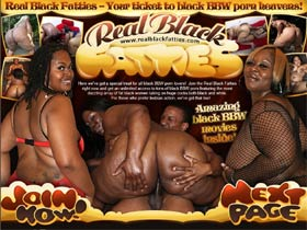 Real Black Fatties - Your ticket to black BBW porn heavens!